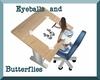Eyeballs & Butterflies