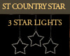 ST COUNTRY STAR 3 LIGHTS