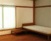 Bedroom with bed