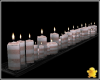 C2u Tan Cream Candles 2