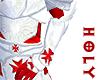 Red Cross Glove Left