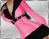 Pink Dress Fur