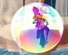 rainbow shield magical