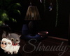 ~Blue Fairy~ End Table