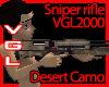 VGL2000 Sniper Desert