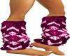 AC*knitted legwarmer