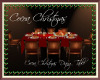 Cocoa Christmas Dining