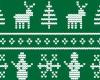 Xmas Sweater Background
