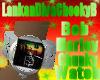 BOB MARLEY UNISEX WATCH