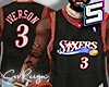 ! Sixers Iverson Jersey