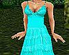 Turquoise Sundress