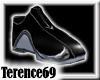 69 Sneakers -Black White