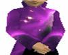 Cosmos Robe Purple