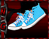 -NG- Light Blue Converse
