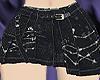 grunge skirt rl