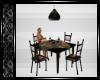 City Loft Dinner Table