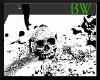 White Skull Dance Floor