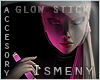 [Is] Glow Stick Pink