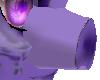 purple pig nose