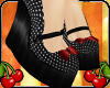platform wedge Polka dot
