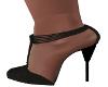 Questa Black Heels