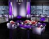 soft purple couch set