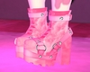 Cloud Girl Shoes Pinkie