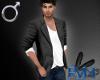 [RVN] Casual Jacket B&W