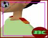 HH 3 Stripe Epaulette F