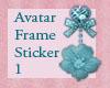 [STAR]Avatar Frame 1