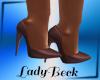 LB Plum Shoes