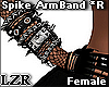 Spike Arm Band *R Fem