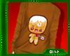 M| Gingerbread Brown
