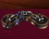 Swirl Club Sofa