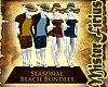 Beach Bundles Mannequins