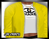 CoCo Jacket Yellow