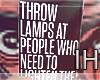 [IH] Throw Lamps IphoneM
