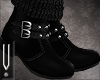 -V- Myra Ankle Boots