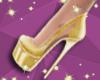 Lou Gold Heel