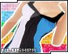 *B*Lo Dress - Azure