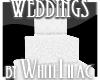 WL~ White Wedding Cake