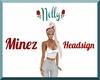 Minez - Headsign