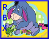E is for Eeyore