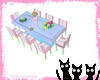 Kawaii Candy Table