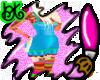 ^BT^ Lil Dizzy LoveDress
