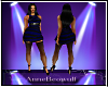 BBW Glendora Blue Dress