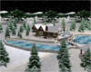 Winter Holiday Lodge