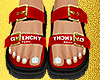 Red Sandals GP