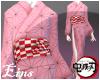 KNY Nezuko Kimono