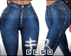 $ 525 Jean|Large